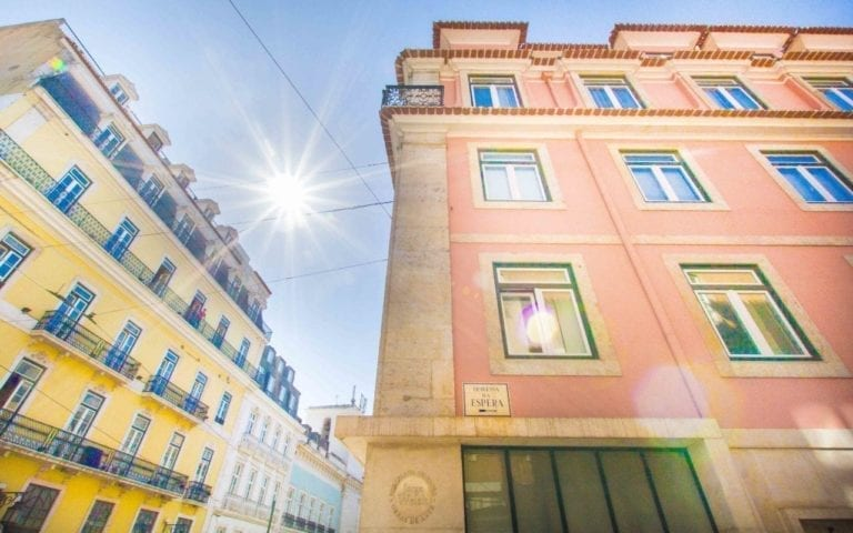 Camoes Lisbon Chiado Apartment Building Exterior main 1280x800 1