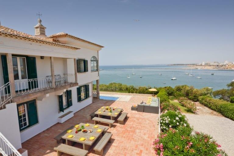 Casa da Infanta Terrace View 1