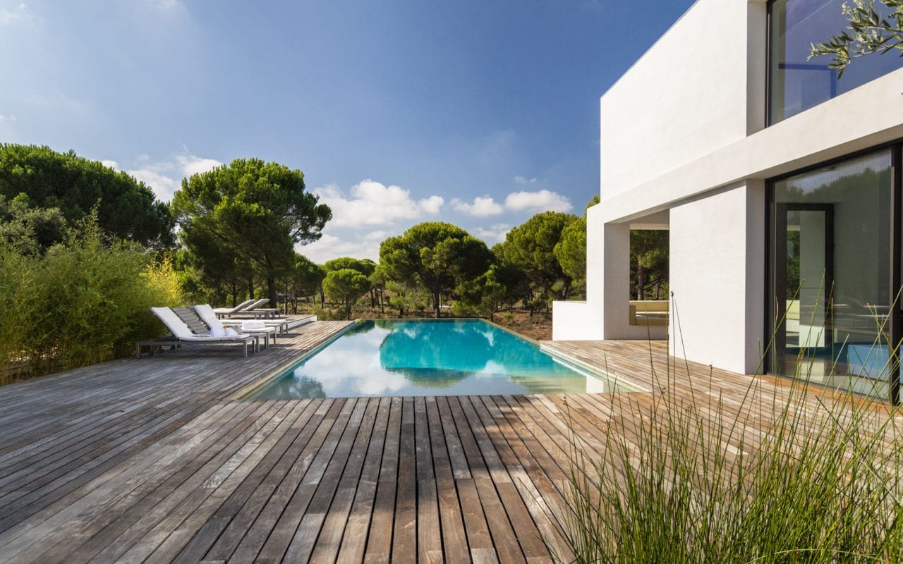 Comporta As Oliveiras Pool Terrace 1