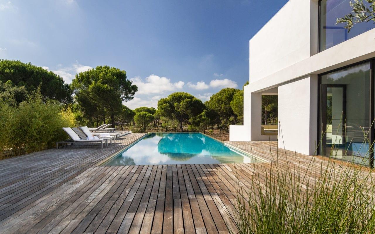 Comporta As Oliveiras Pool Terrace 1