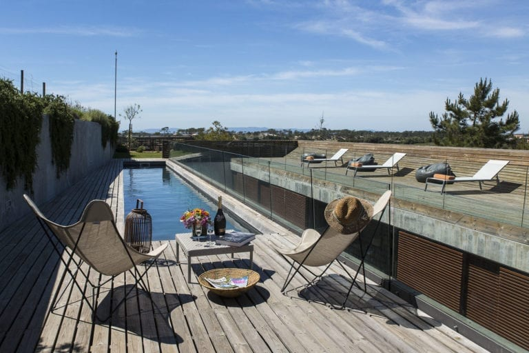 Comporta Beach Villa Pool Terrace 1
