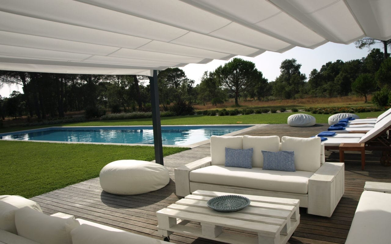 Comporta Modern Villa Swimming Pool 1 main