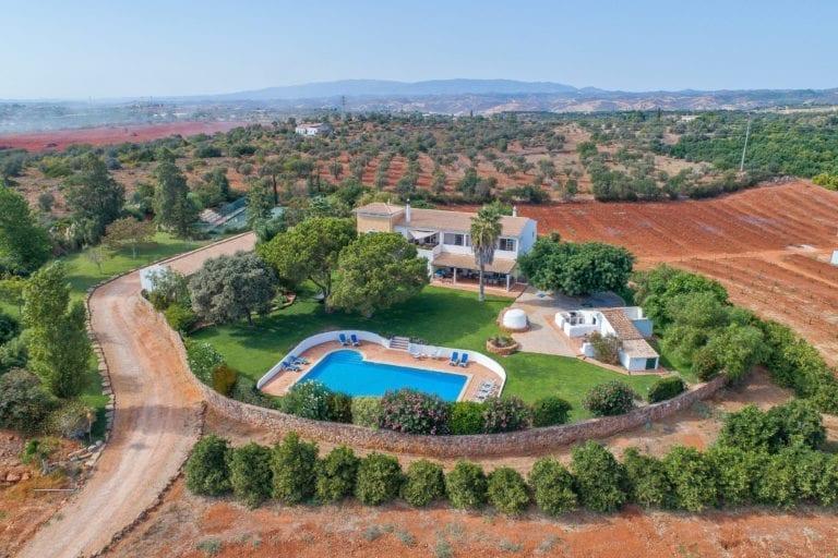quinta laranjeiras aerial view