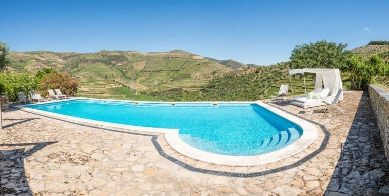 Quinta do Torto Pool & View