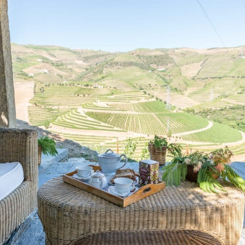 Quinta de Macedos Vineyard Views