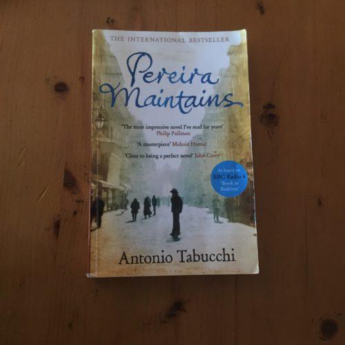 books pereiramaintains