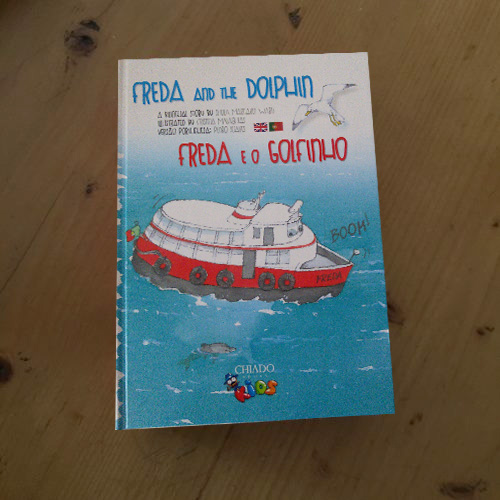 freda and the dolphin