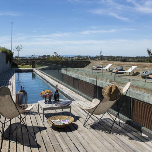 private pool beachvillacomporta pool