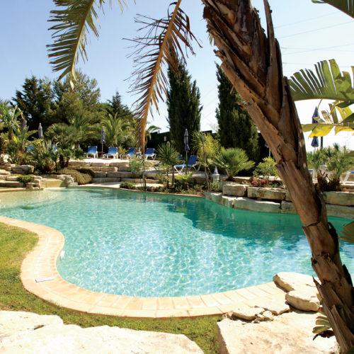 private pool villalagos poolday
