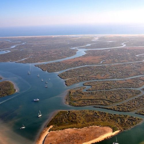blog beaches ria formosa