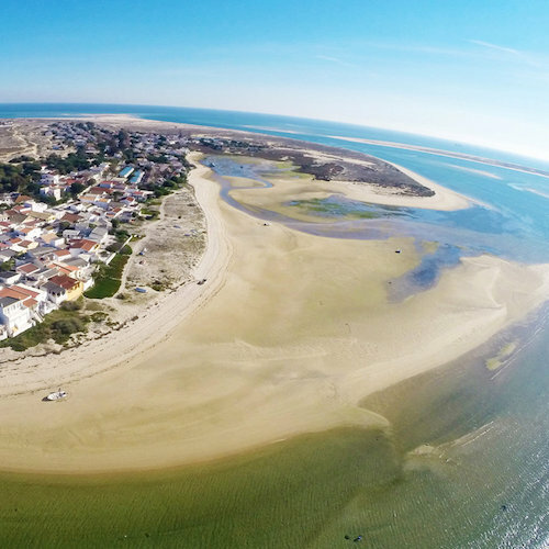 blog beaches ria formosa armona
