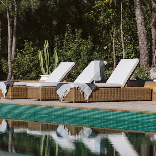Casa da Baleia Pool Terrace