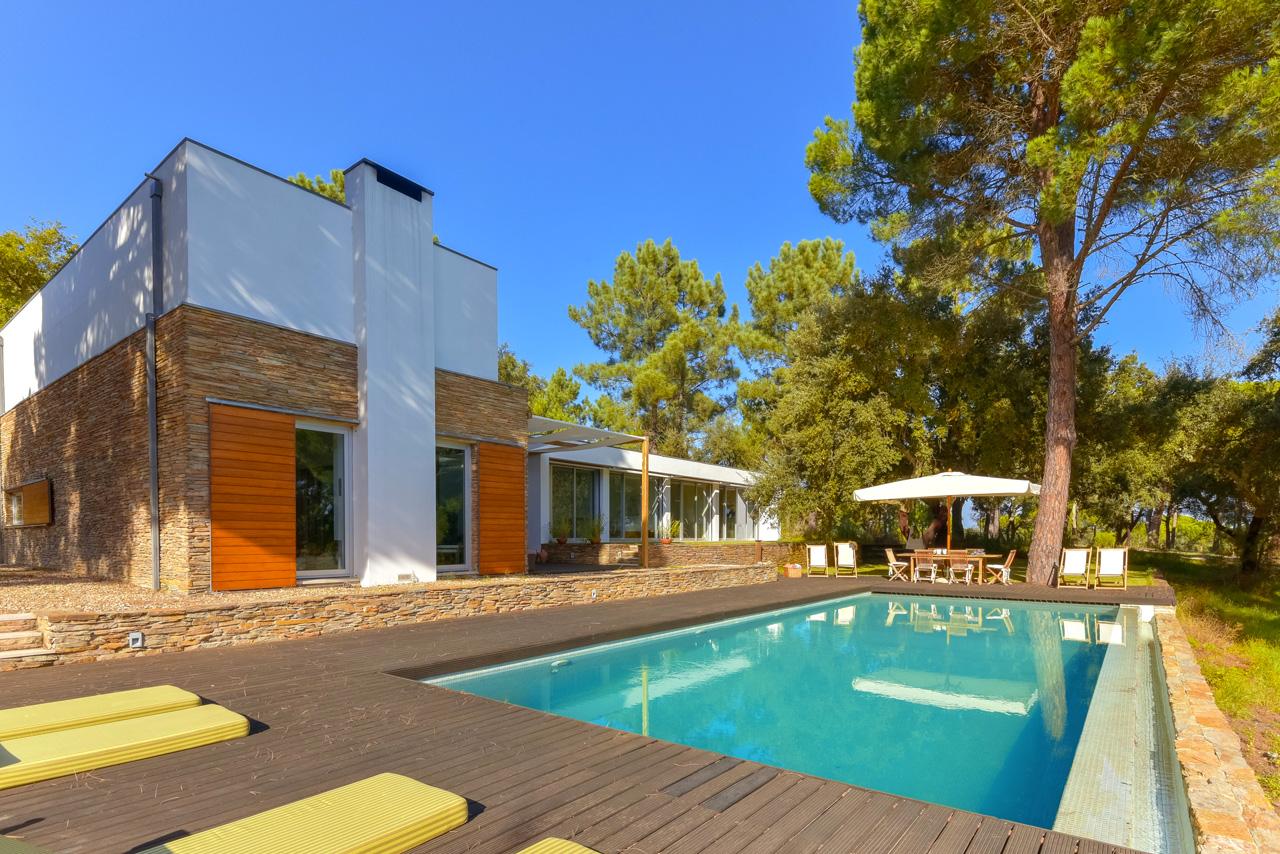 Comporta Villa Verão Pool