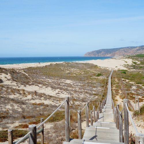 Lisbon Beaches Guincho