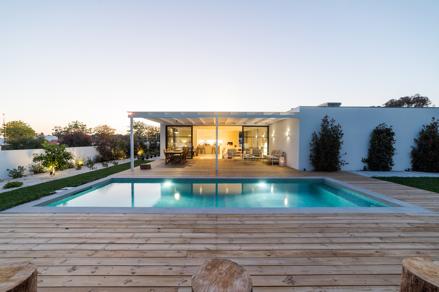 White Villa main