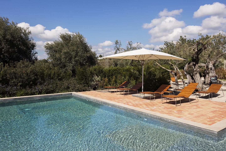 Villa Alfarroba Swimming Pool main